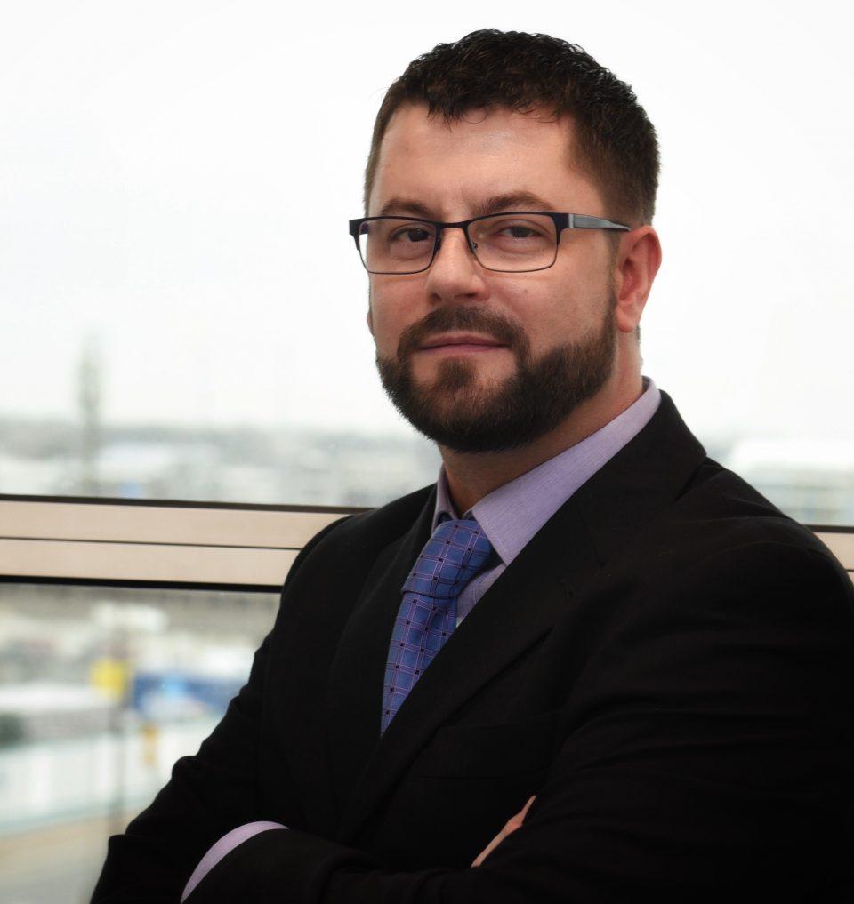 Keith Nolan Dublin Port Company