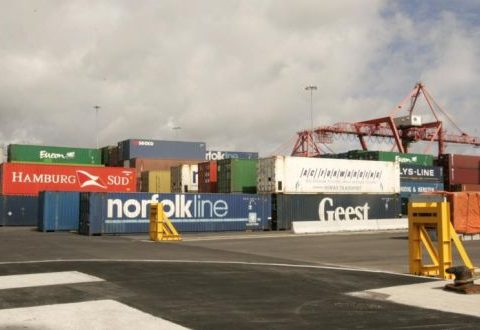 dublin port cargo and freight