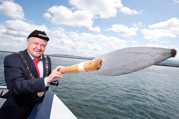 admiral of dublin port