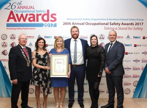 NISO Award 2017